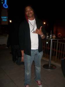 Rapper Define Jones