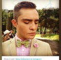 Chuck Bass' Suited For CountrySide