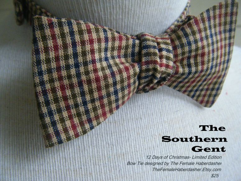The Southern Gent Bow Tie