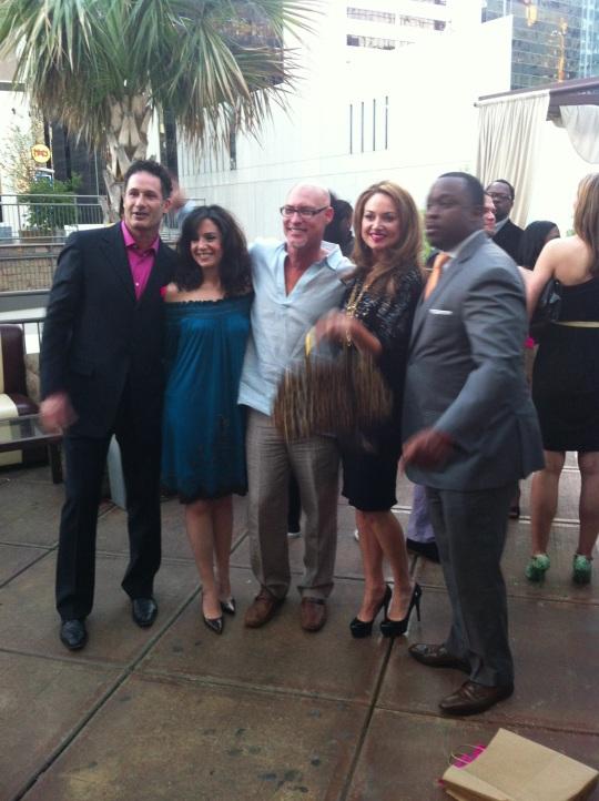 Todd, Rob, Rita, The Clothier